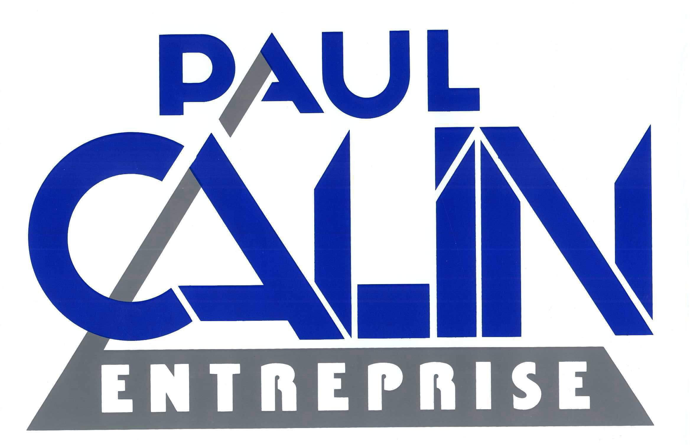 logo entreprise paul calin